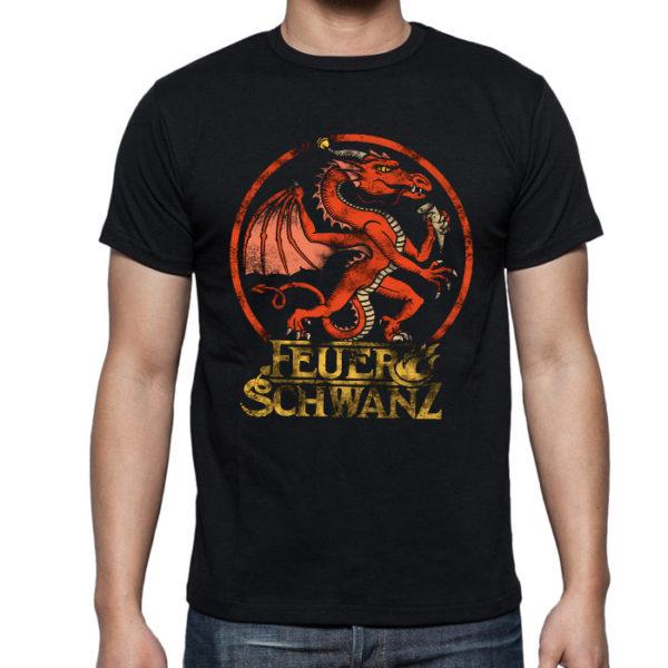 T-Shirt - Drache
