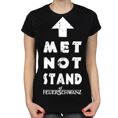 Girl-Shirt - Metnotstand